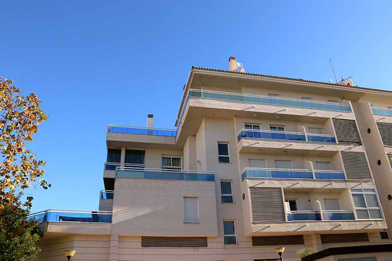 PENTHOUSE IN THE ALBIR